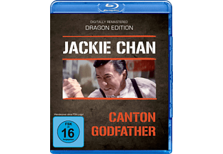 Canton Godfather (Dragon Edition) - (Blu-ray)