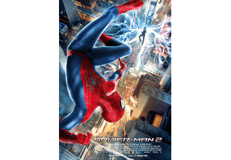 Dvd the amazing spider-man 2