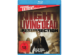 Night Of The Living Dead: Resurrection (Horror Extreme Collection) [Blu-ray]
