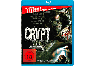 The Crypt - Gruft des Grauens (Horror Extreme Collection) [Blu-ray]