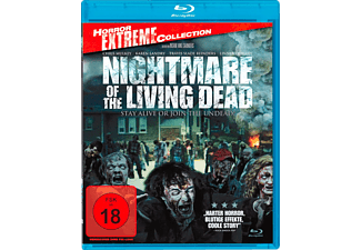 Nightmare Of The Living Dead (Horror Extreme Collection) [Blu-ray]