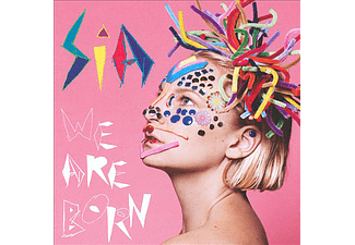 Sia - We Are Born (Vinyl LP (nagylemez))