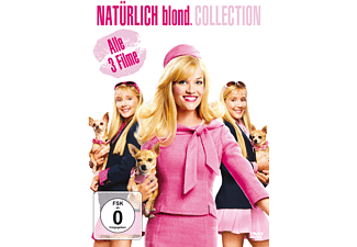 Natürlich Blond Collection - Alle 3 Filme Box Komödie DVD