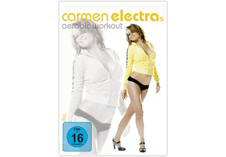 Carmen Electras - Aerobic Striptease Vol. 4 [DVD]