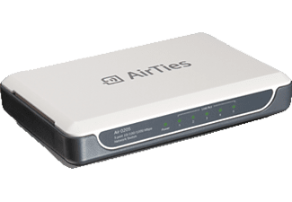 AIRTIES Air 205 5 Port'lu 10/100/1000Mbps Gigabit Ethernet Switch
