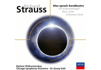 Solti/BP/CSO - Strauss: Also Sprach Zarathustra (Eloquence) [CD]