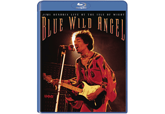 Jimi Hendrix - Blue Wild Angel: Jimi Hendrix Live At The Isle Of [Blu-ray]