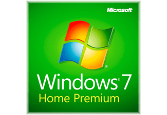 Windows 7 Home Premium 32Bit OEM LCP*