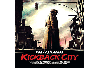 Rory Gallagher - Kickback City (Vinyl LP (nagylemez))