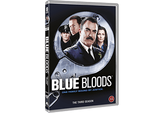 Blue Bloods S3 Thriller DVD