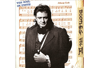 Johnny Cash - Bootleg Vol. 4 - The Soul Of Truth (Vinyl LP (nagylemez))
