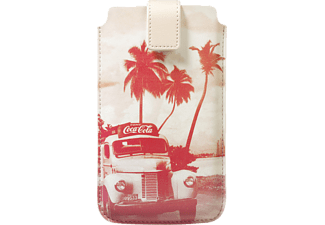 coca cola pouch case coke truck xl taschen cover cases media markt. Black Bedroom Furniture Sets. Home Design Ideas