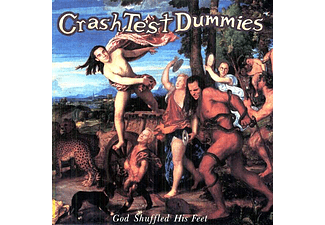 Crash Test Dummies - God Shuffled His Feet (Vinyl LP (nagylemez))