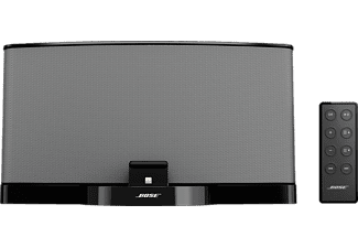 BOSE SoundDock Series III digital music system zwart (310583-2130)