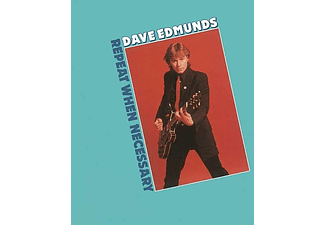 Dave Edmunds - Repeat When Necessary (Vinyl LP (nagylemez))