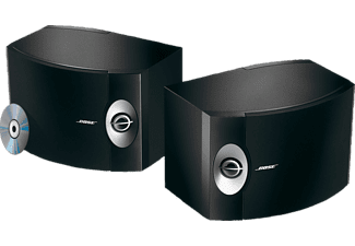 BOSE Pair 301 Series Luidsprekers Zwart