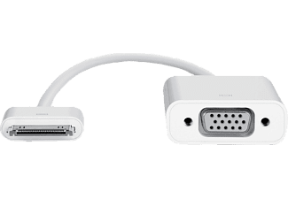 APPLE 30-pins VGA Adapter (MC552ZM/B)