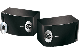 BOSE 201 Direct/Reflecting-luidsprekers zwart (029297)