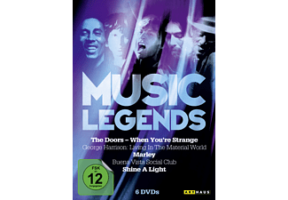 Music Legends [DVD]