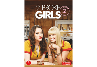 2 Broke Girls - Seizoen 2 | DVD