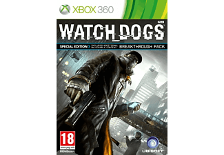 ARAL Wacthdogs Special Edition Xbox 360