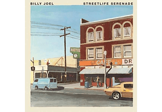 Billy Joel - Streetlife Serenade (Vinyl LP (nagylemez))