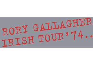 Rory Gallagher - Irish Tour '74.. (Vinyl LP (nagylemez))