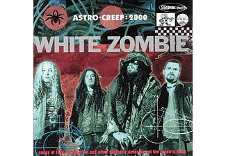White Zombie - Astro-Creep - 2000 - Limited Numbered Edition (Vinyl LP (nagylemez))