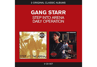 Gang Starr - Step In The Arena/Daily Operation (CD)