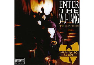 Wu-Tang Clan - Enter the Wu-Tang (CD)