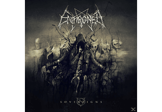 Enthroned - Sovereigns - (CD)
