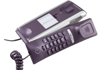 CONCORDE 550CID electric purple telefon (01-01-5504)