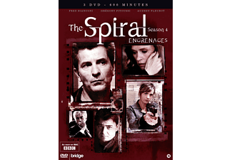 The Spiral - Seizoen 4 | DVD