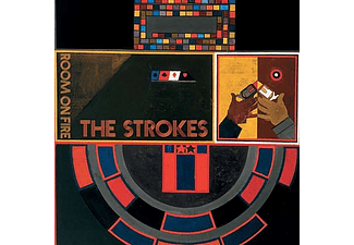 The Strokes - Room On Fire (Vinyl LP (nagylemez))
