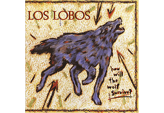 Los Lobos - How Will The Wolf Survive ? (Vinyl LP (nagylemez))
