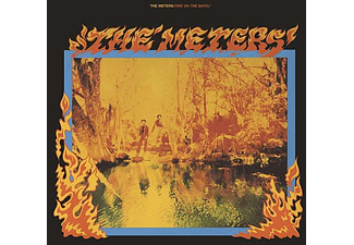The Meters - Fire On The Bayou + 5 (Vinyl LP (nagylemez))