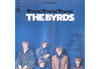 The Byrds - Turn! Turn! Turn! (Vinyl LP (nagylemez))