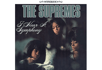 The Supremes - I Hear A Symphony (Vinyl LP (nagylemez))