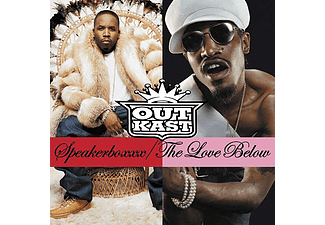 Outkast - Speakerboxx/Love Below (Vinyl LP (nagylemez))