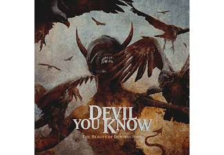 Devil You Know - The Beauty Of Destruction [CD]
