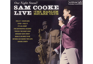 Sam Cooke - Live At The Harlem Square Club (Vinyl LP (nagylemez))