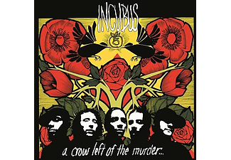 Incubus - A Crow Left Of The Murder (Vinyl LP (nagylemez))