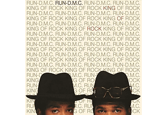 Run-D.M.C. - King Of Rock (Vinyl LP (nagylemez))