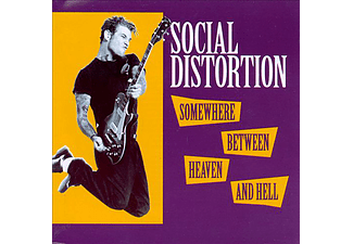 Social Distortion - Somewhere Between Heaven And Hell (Vinyl LP (nagylemez))