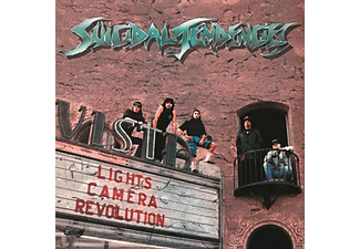 Suicidal Tendencies - Lights Camera Revolution (Vinyl LP (nagylemez))