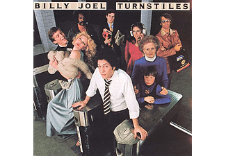 Billy Joel - Turnstiles (Vinyl LP (nagylemez))