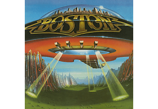 Boston - Don't Look Back (Vinyl LP (nagylemez))