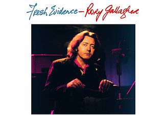 Rory Gallagher - Fresh Evidence (Vinyl LP (nagylemez))