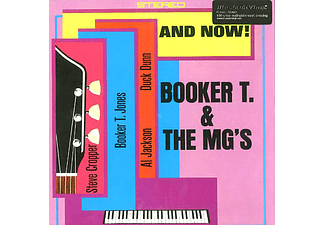 Booker T. & The M.G.'s - And Now (Vinyl LP (nagylemez))