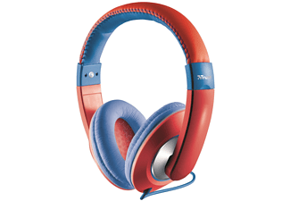 TRUST SONIN KIDS HEADPHONE - RED